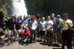 Bridgewater College Men's Basketball Trip 16