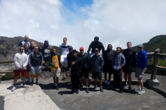 Bridgewater College Men's Basketball Trip 12