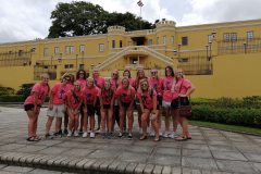 Buena Vista University Women's Basketball Trip 12