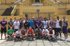 Loras College Men's Basketball Trip 12