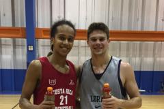 Loras College Men's Basketball Trip 16