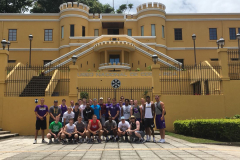 Loras College Men's Basketball Trip 22