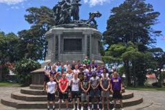 Loras College Men's Basketball Trip 23