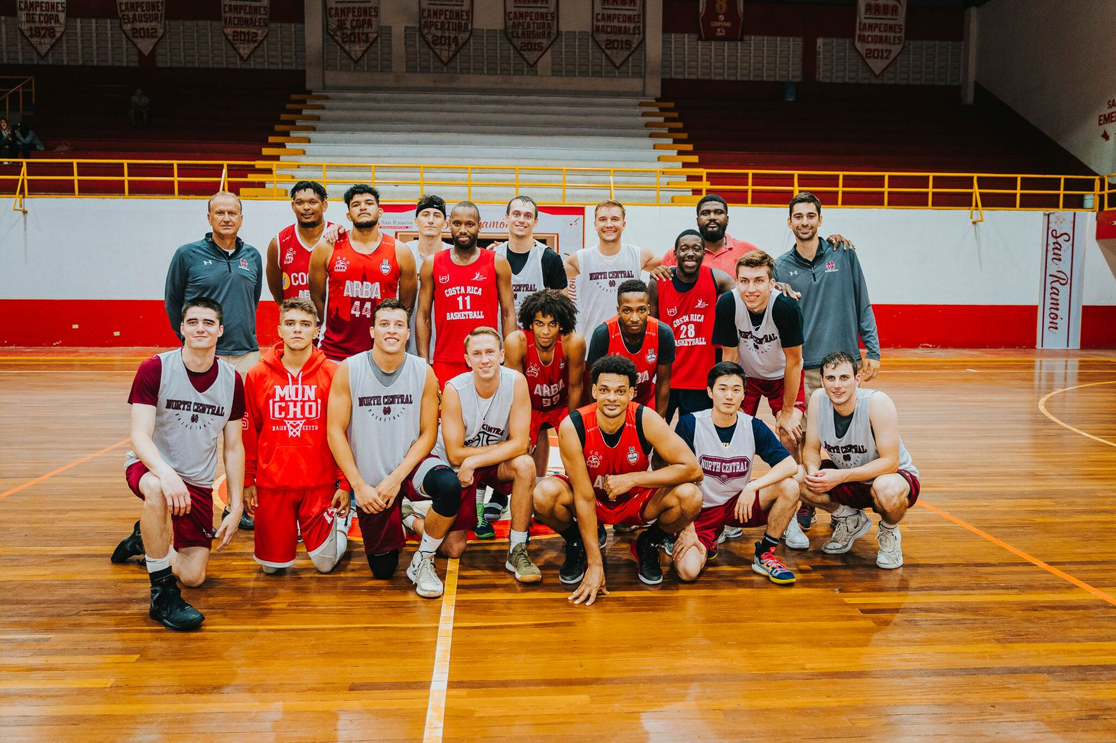 North Central College Men's Basketball 17