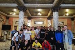 Oglethorpe University Men's Basketball Trip  3