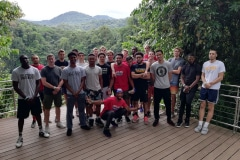 Oglethorpe University Men's Basketball Trip  15