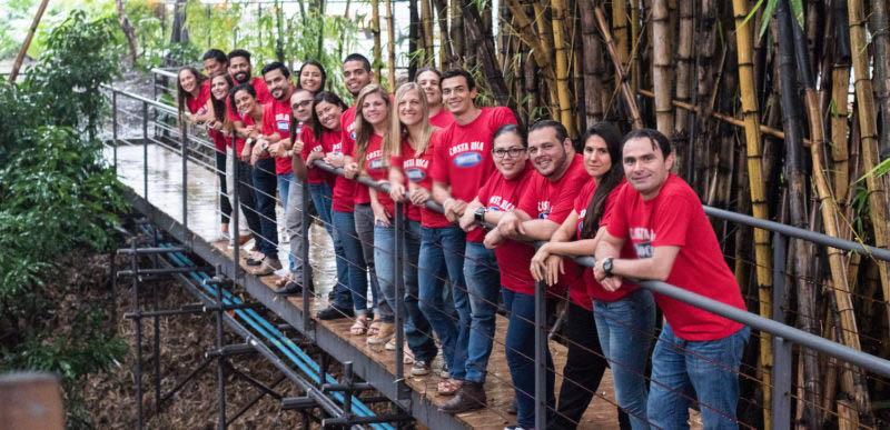 Costa Rica Basketball Staff