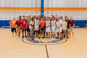 Bridgewater College Men's Basketball Trip
